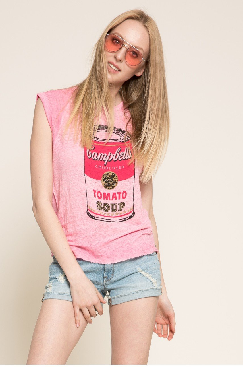 Andy Warhol by Pepe Jeans - Top -