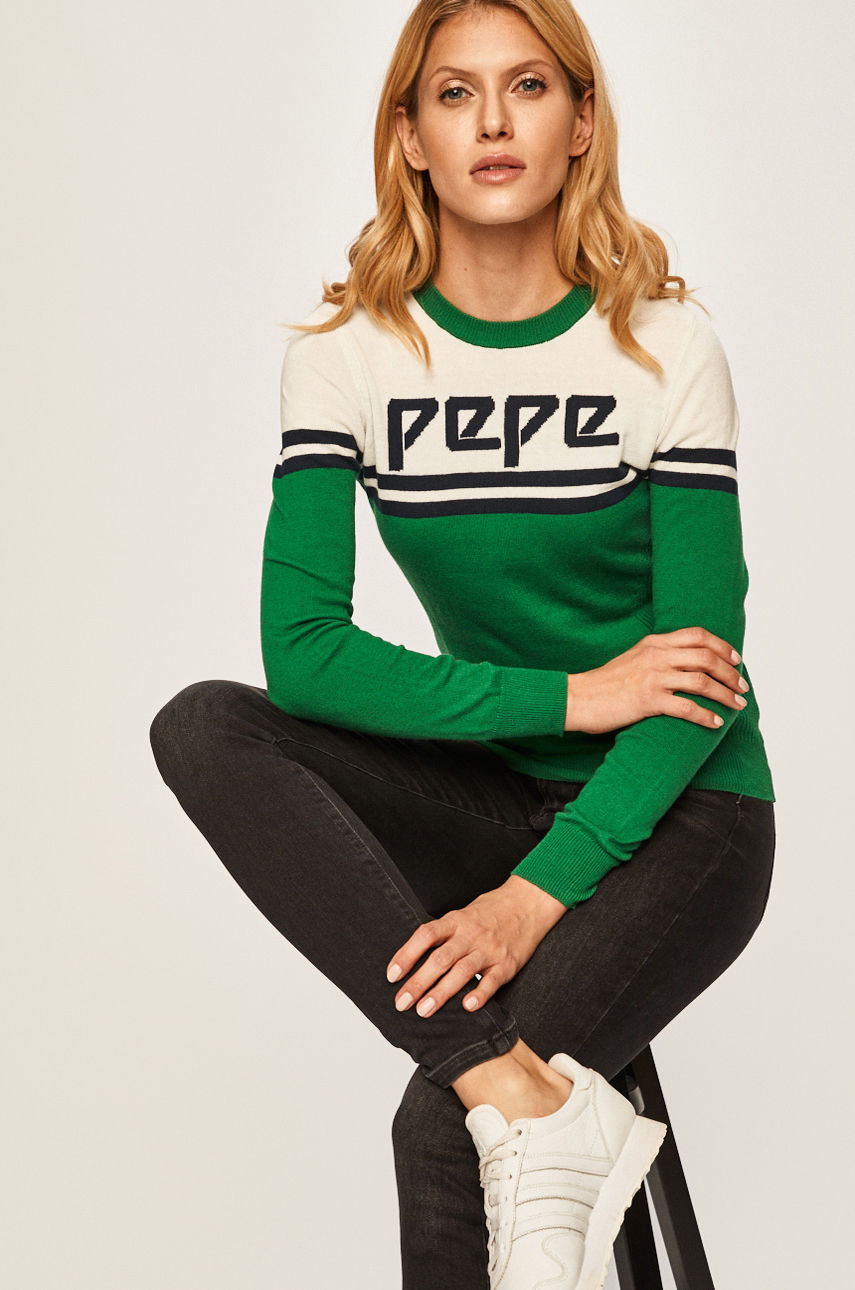 Pepe Jeans - Sweter Olimpic