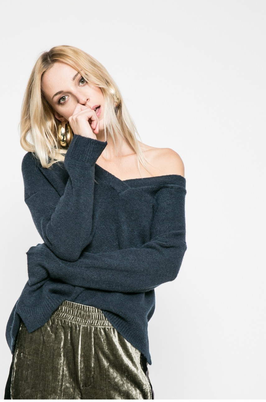 Pepe Jeans - Sweter Alexas