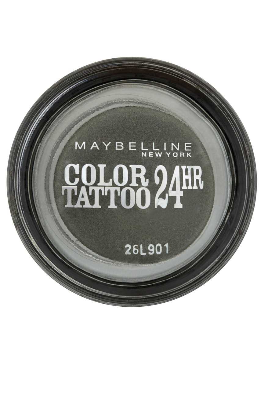 Maybelline - Cień MONO COLOR TATOO 55 CHARCOAL - 03600530777631