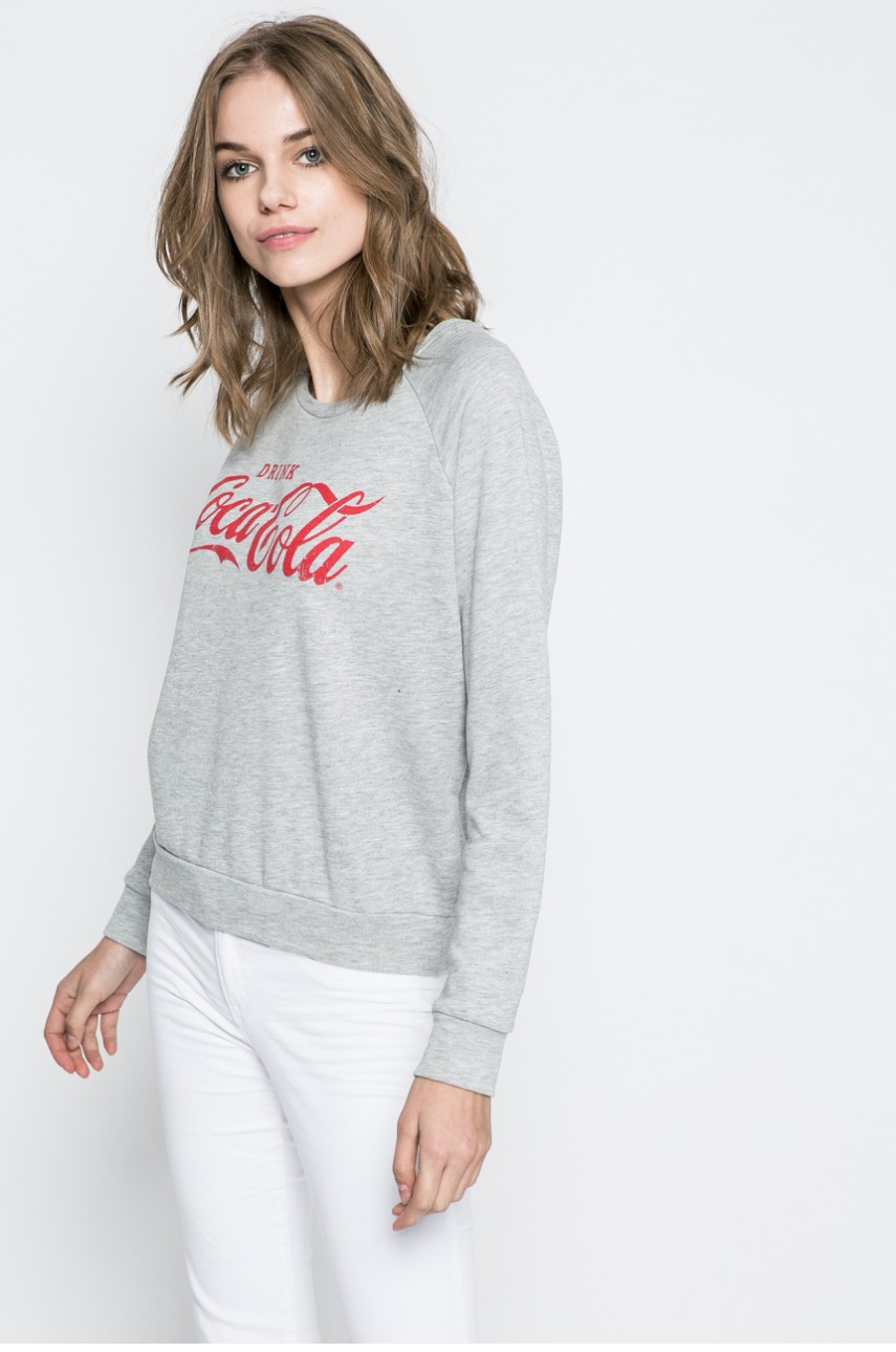 Only - Bluza Coca Cola