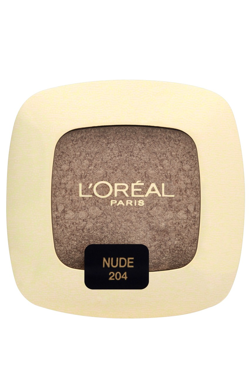 L'Oréal Paris - Cienie do powiek Color Riche L'Ombre Pure 204 Golden Nude - 00000030110625