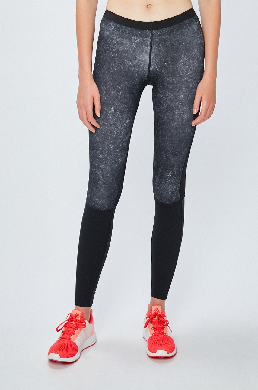 Reebok - Legginsy Rc Comp Tight