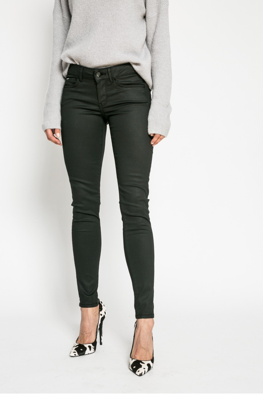 Pepe Jeans - Jeansy Pixie Coated
