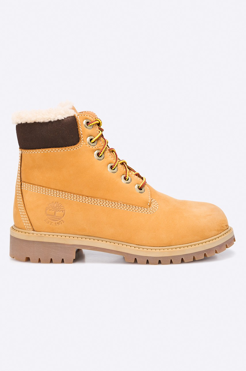 Timberland - Buty dziecięce In PrmWPShearling Lined
