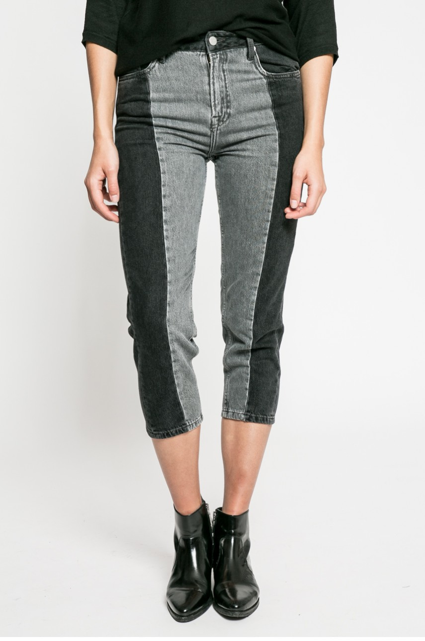 Pepe Jeans - Jeansy Patchy Monotone