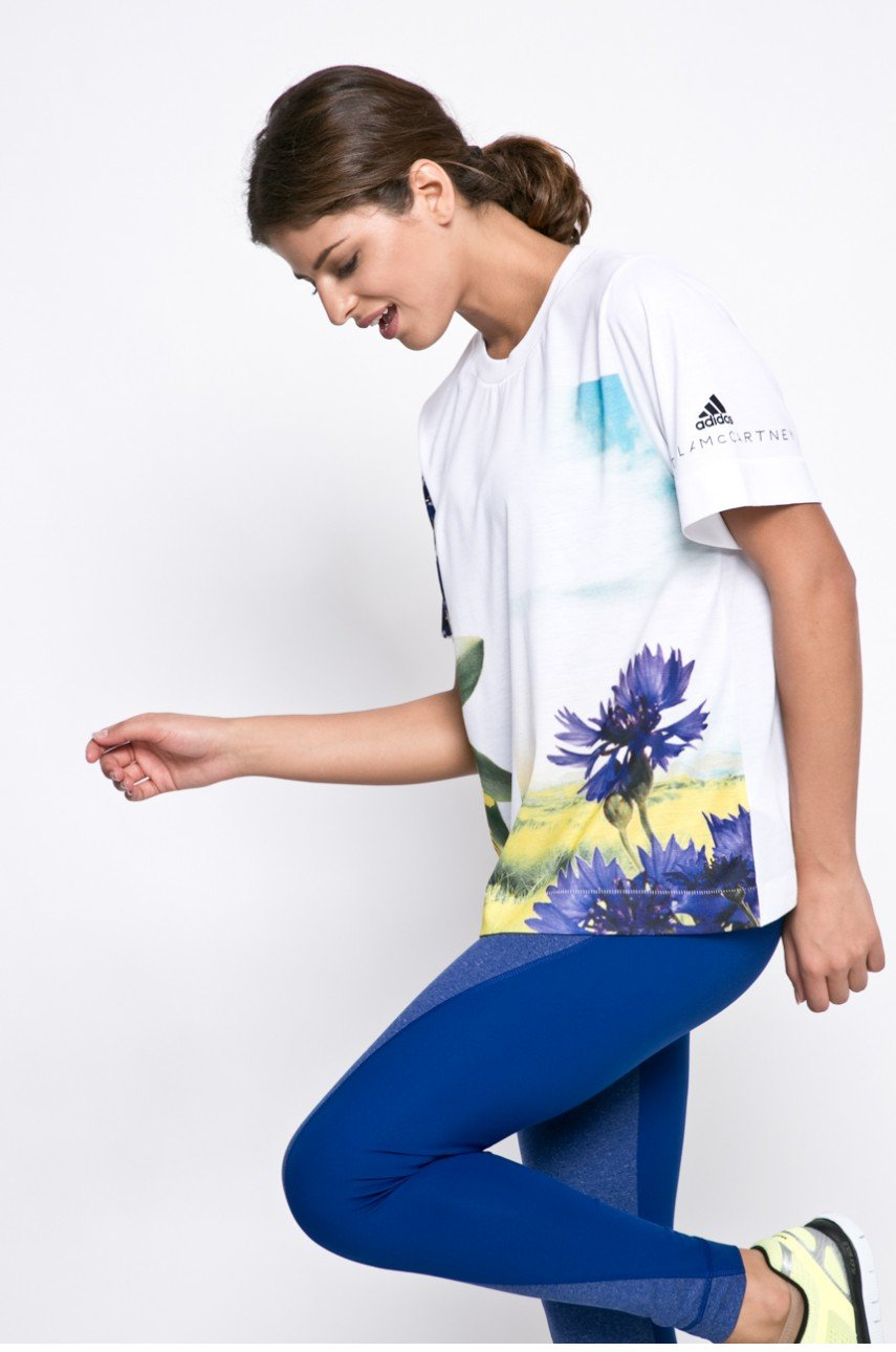 adidas by Stella McCartney - Top ESS Nature