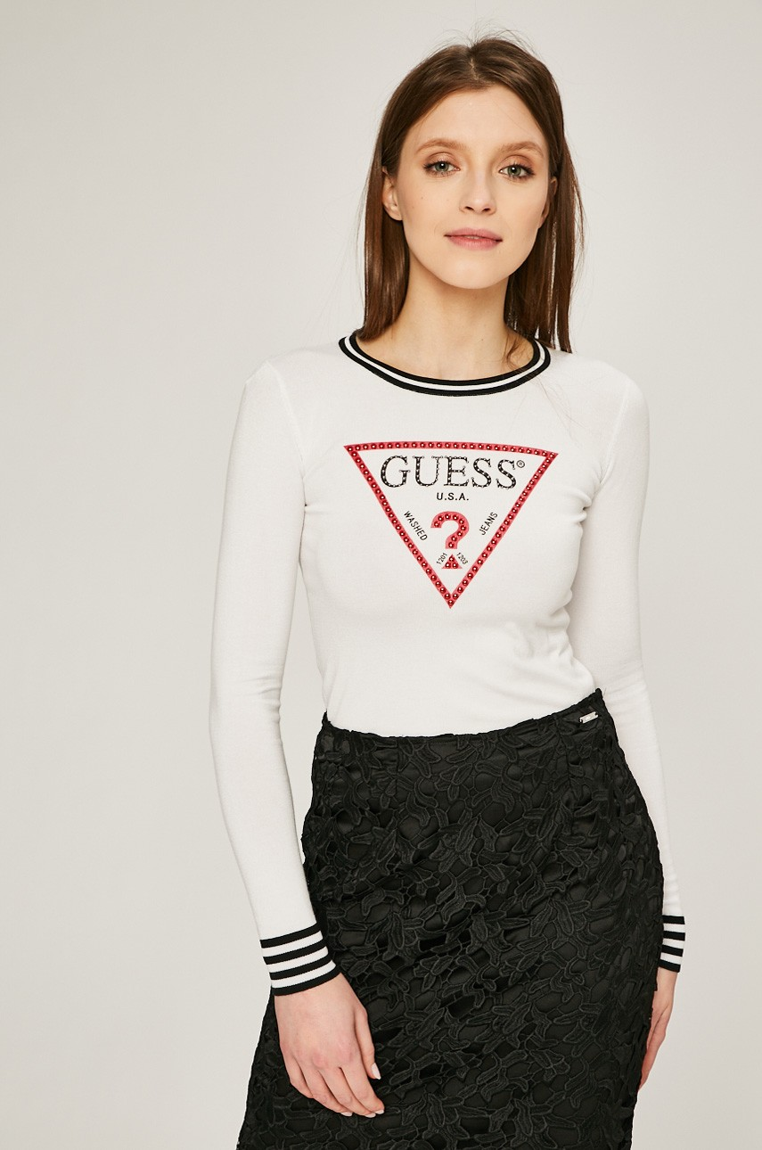 Guess Jeans - Sweter Ester