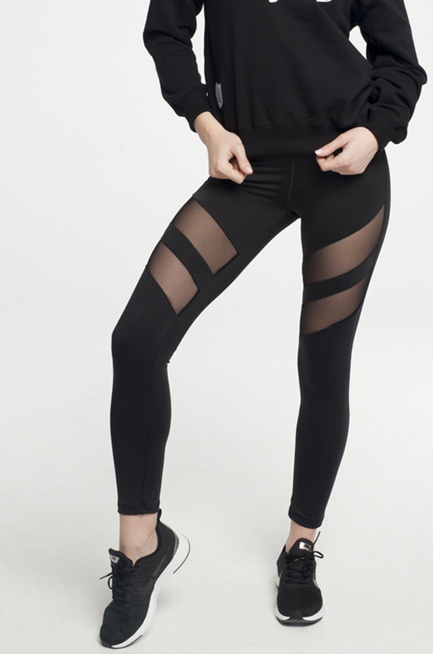 Gym Hero - Legginsy Mesh