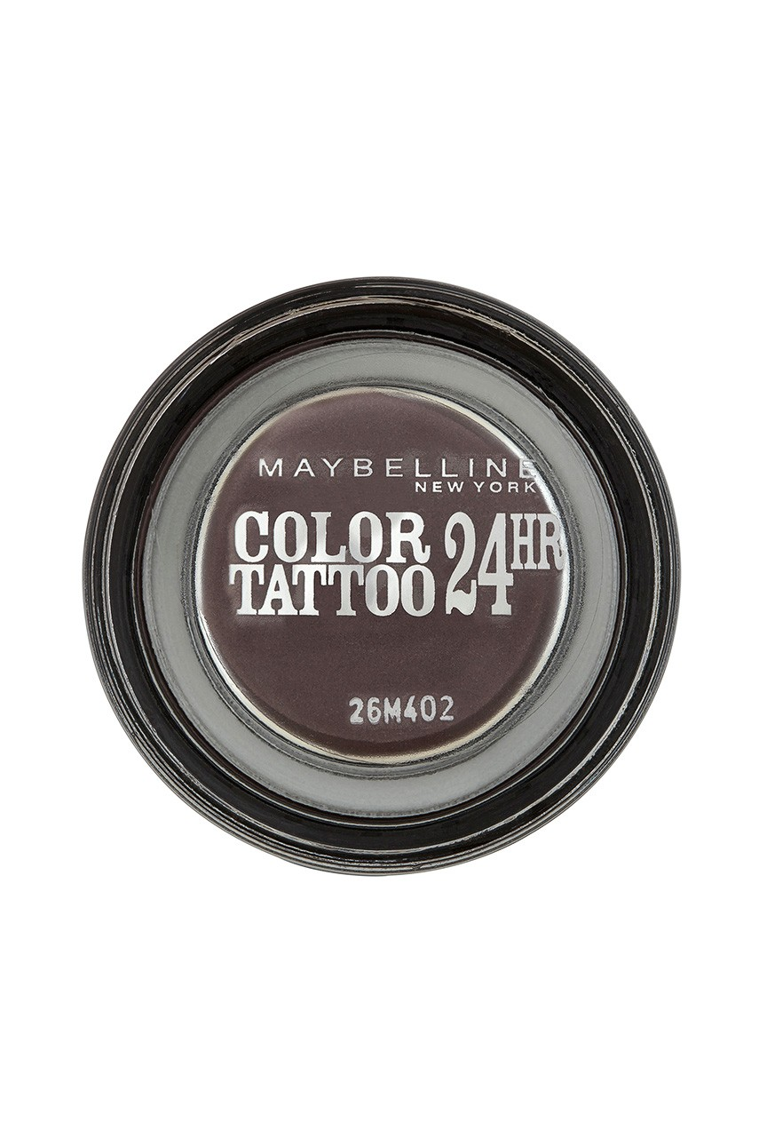 Maybelline - Cień do powiek Color Tattoo Creamy Mattes 97 Vintage Plum - 03600531082703