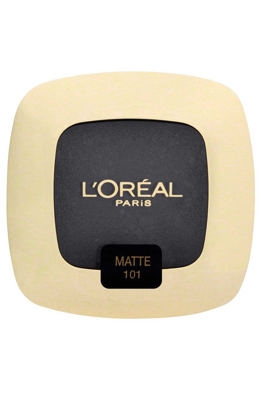 L'Oréal Paris - Cienie do powiek Color Riche L'Ombre Pure 101 Macadam Princess - 00000030110519