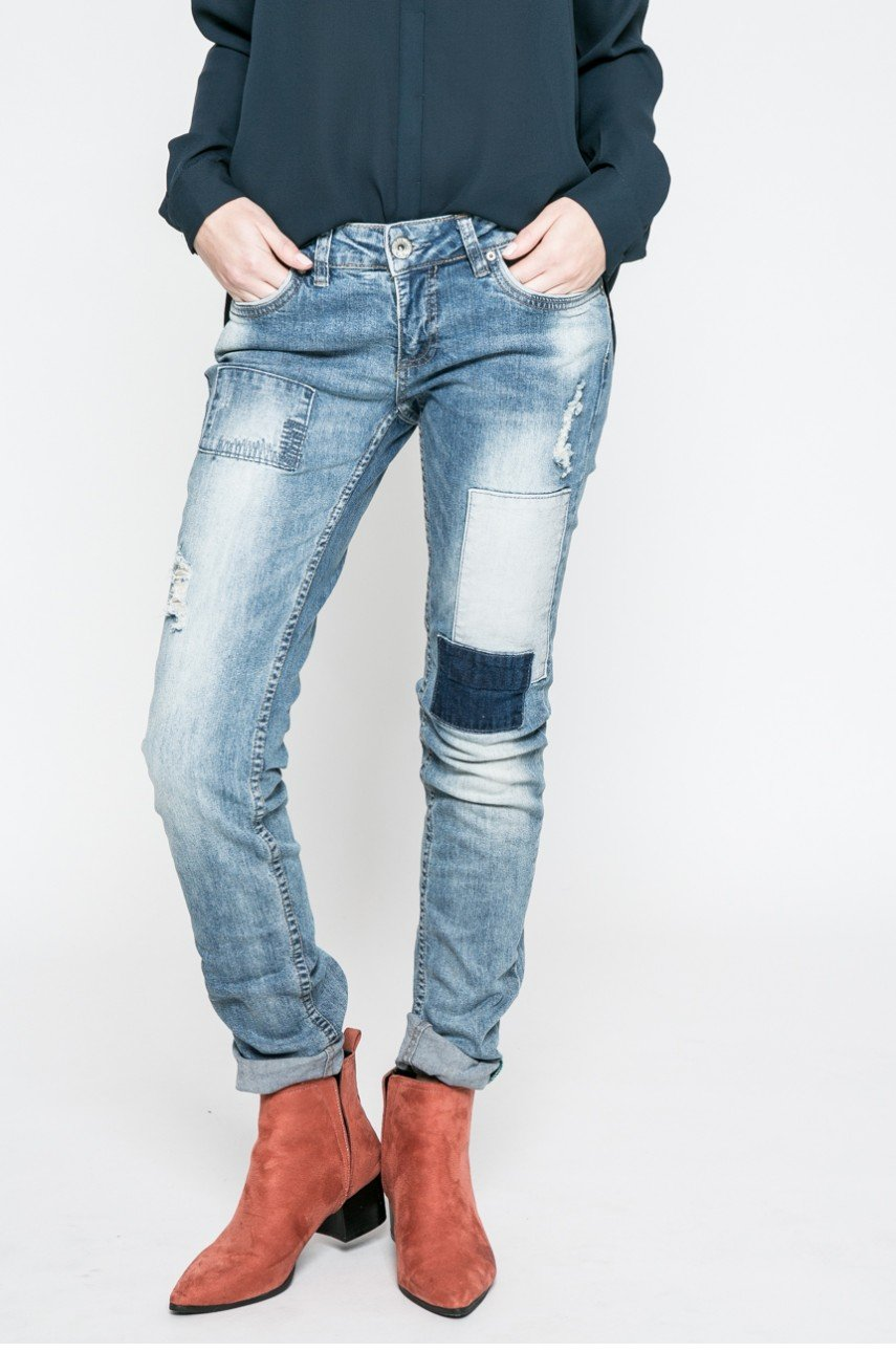 Fresh Made - Jeansy - 40527373451654052737345172405273734518940527373451