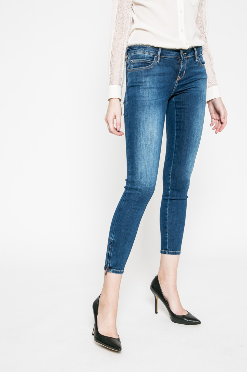 Guess Jeans - Jeansy Marylin 3 Zip