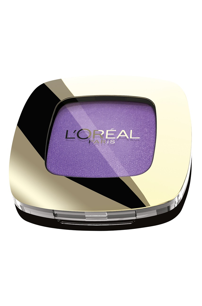 L'Oréal Paris - Color Riche Cienie 406 Mauvie Star - 00000030110809