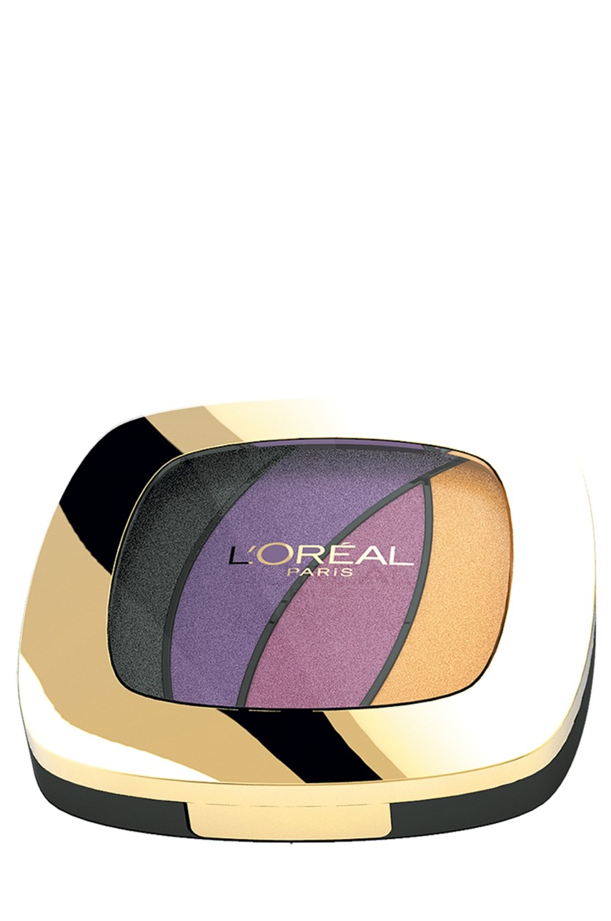 L'Oréal Paris - Cienie do powiek Color Riche Quad S3 Disco Smoking - 03600522203704