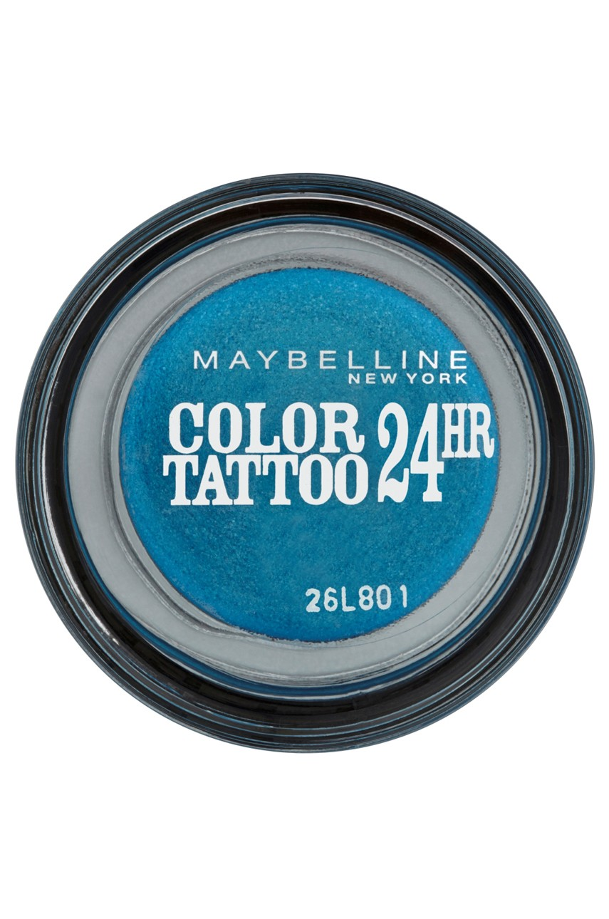 Maybelline - CIEŃ MONO COLOR TATOO 20 TURQUISE - 03600530777563