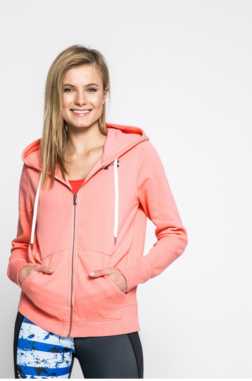 Under Armour - Bluza Favorite Fleece FZ
