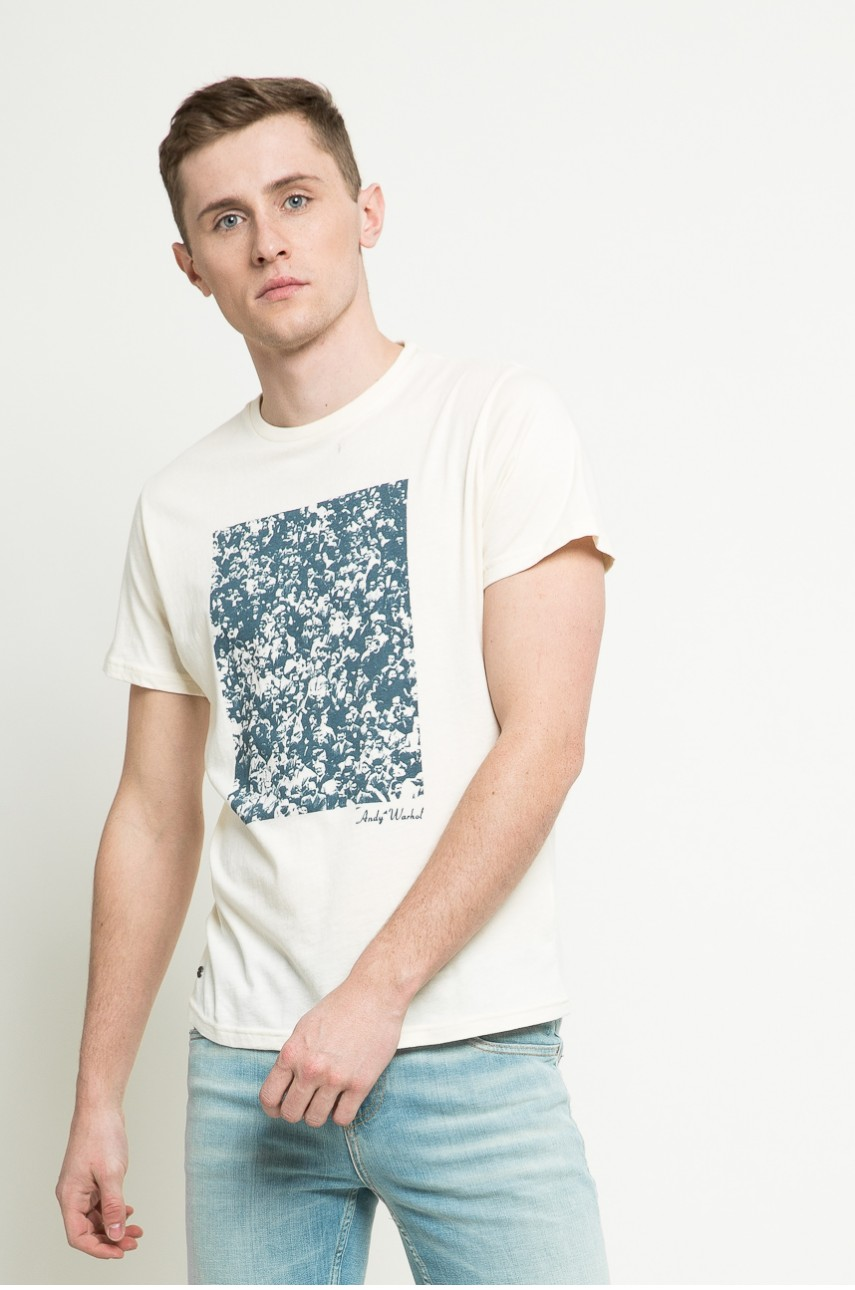 Andy Warhol by Pepe Jeans - T-shirt -