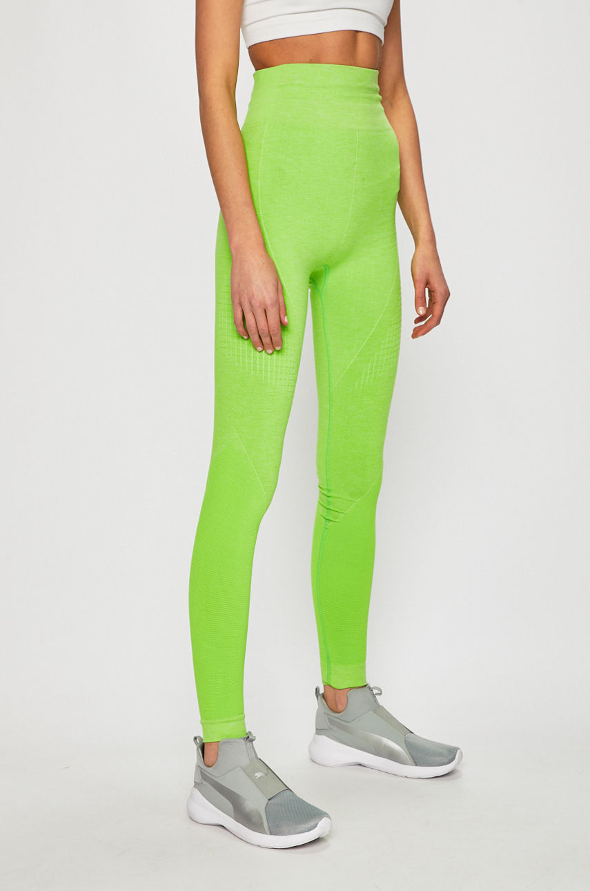 Gym Hero - Legginsy Neon Green
