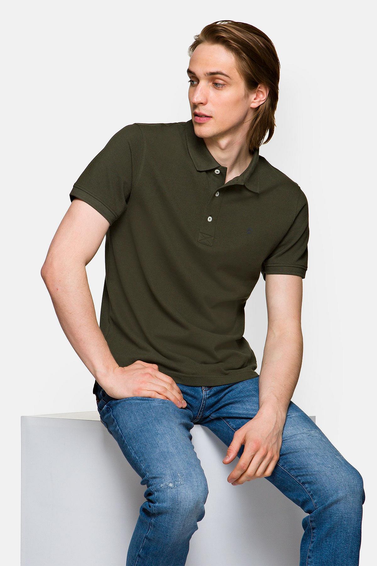 Koszulka Ciemnozielona Polo Patrick rozmiar 2XL; 3XL; 4XL; 5XL; L; M; XL