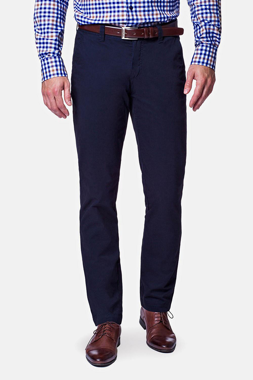 Spodnie chino Kevin Navy rozmiar 188/86; 188/88