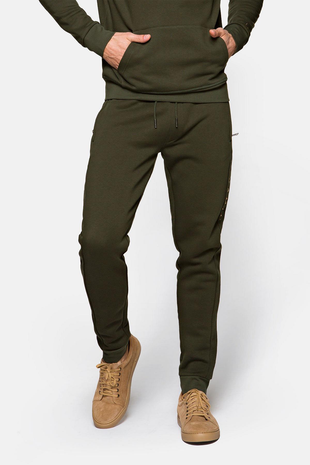Spodnie Zielone Dresowe Swinton rozmiar 2XL; L; M; XL