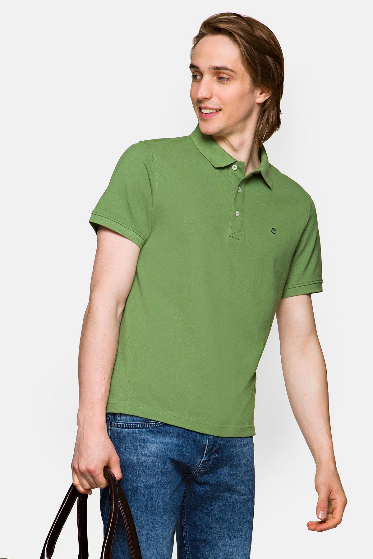 Koszulka Zielona Polo Patrick rozmiar 3XL; L; M; XL