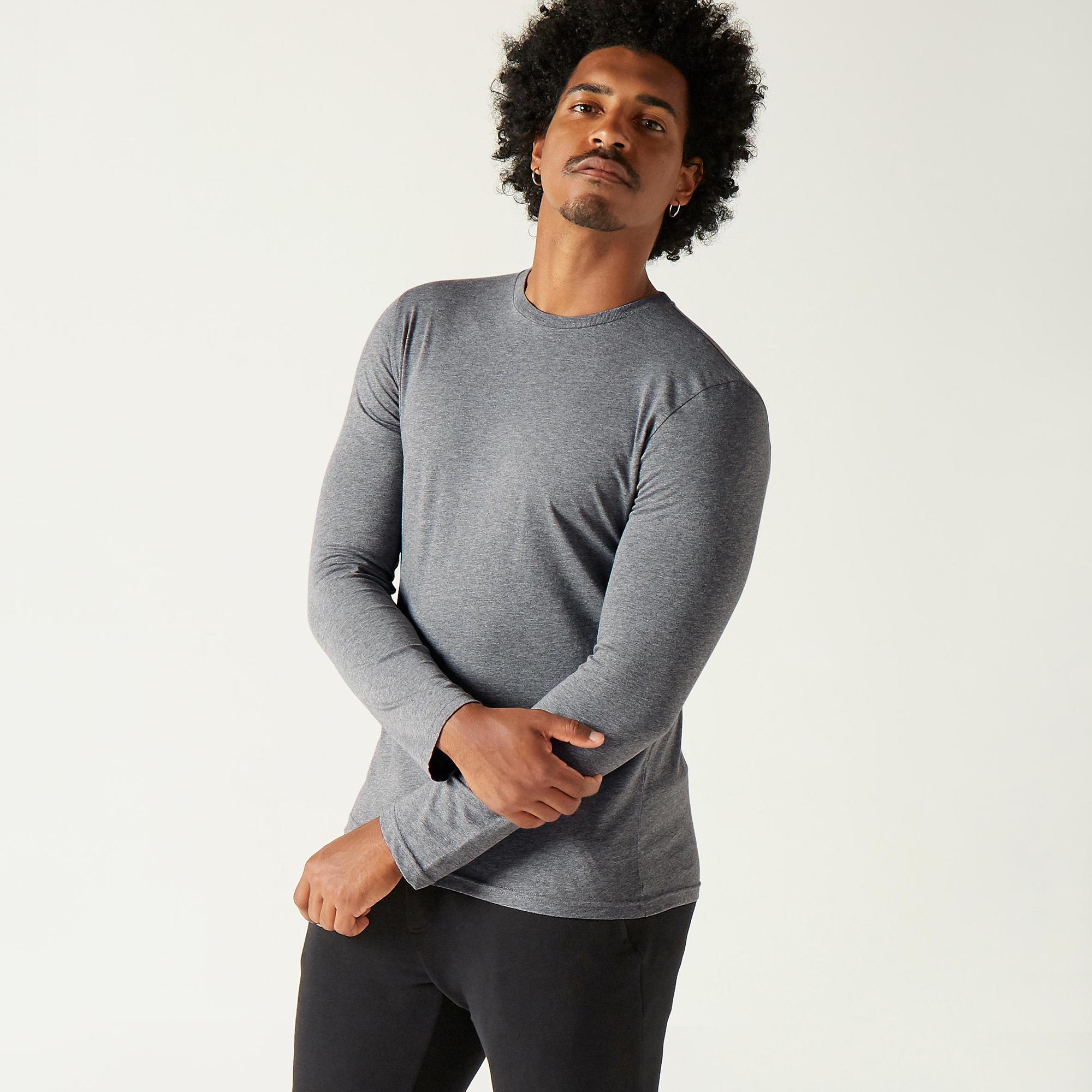 Koszulka z długim rękawem Gym & Pilates