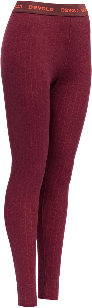 Devold legginsy damskie Duo Active Woman Long Johns Beetroot M