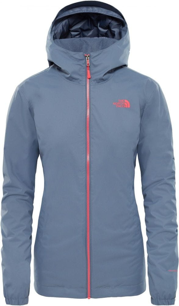 The North Face kurtka damska Women'S Quest Insulated Jacket Grisaille Grey XS