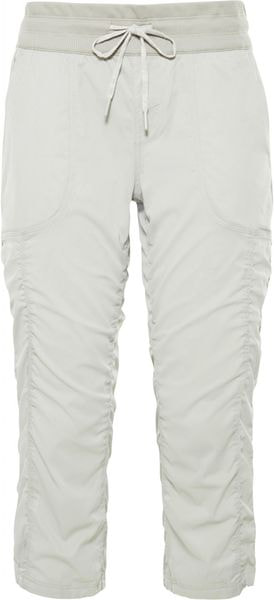 The North Face Spodnie Damskie W Aphrodite Capri Silt Grey M