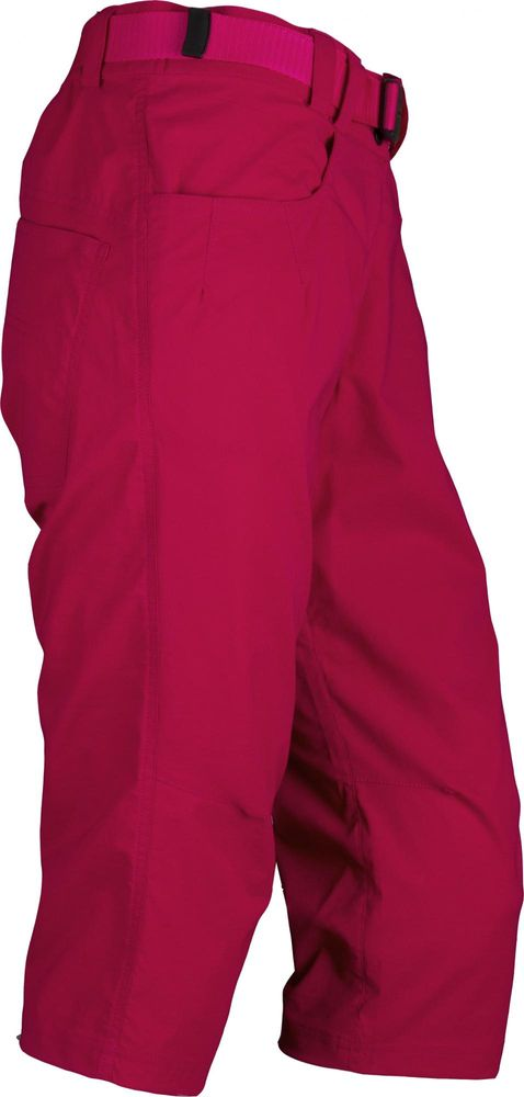 High Point spodnie damskie Dash 4.0 Lady 3/4 Pants Cerise XS