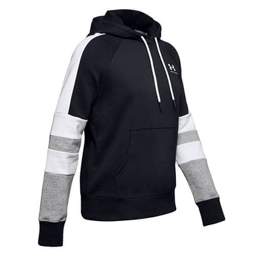 Under Armour Damska bluza RIVAL FLEECE LC LOGO HOODIE NEW, Damska bluza RIVAL FLEECE LC LOGO HOODIE NOVELTY