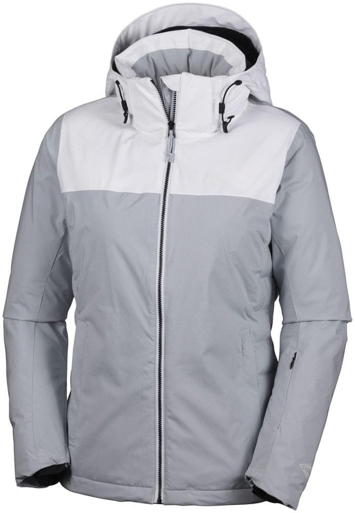 COLUMBIA kurtka narciarska damska Snow Dream Jacket Cirrus Grey Heather M
