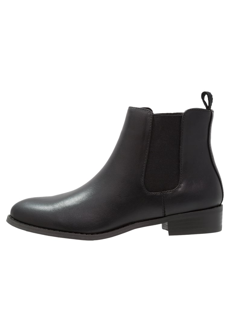 Bianco CLASSIC CHELSEA Ankle boot black - 26-49420
