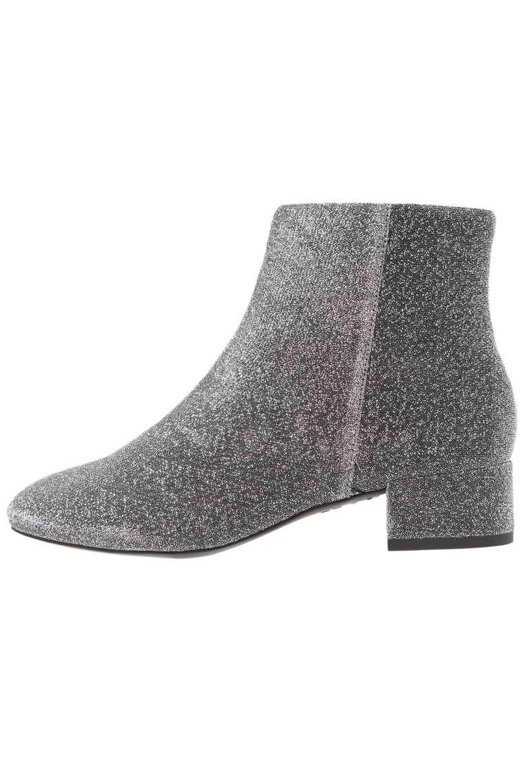 New Look Wide Fit WIDE FIT BELINDA Botki gunmetal/pewter - 5420859