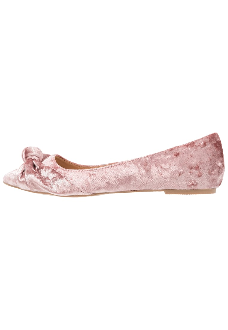 Dorothy Perkins Wide Fit HOLLIE Baleriny pink - 35268656
