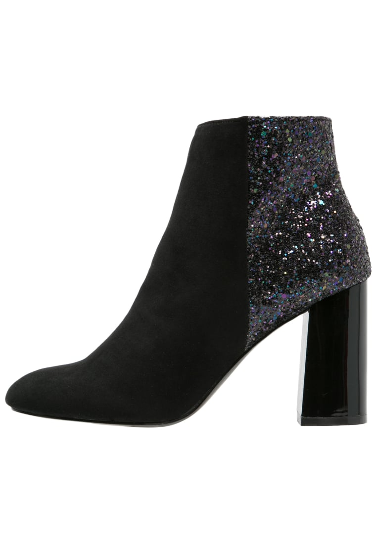 Head over Heels by Dune ODESSA Botki pewter/glitter - 0169508750008316