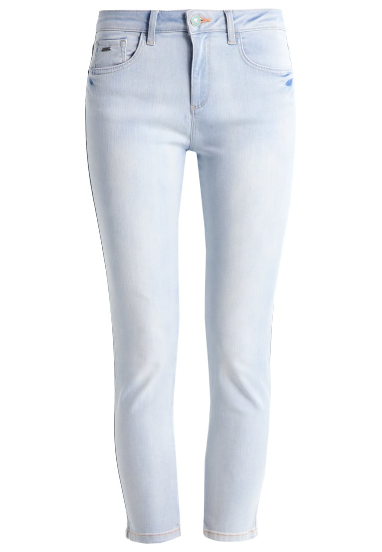 H.I.S MARYLIN Jeansy Slim fit advanced ultra light blue wash - 101303