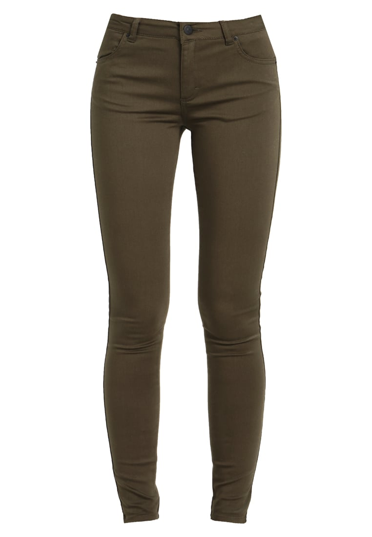 2ndOne NICOLE Jeans Skinny Fit artillery green - 10421