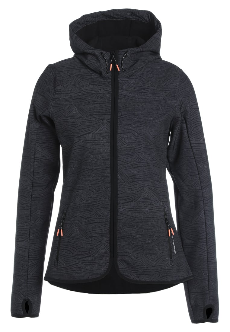 O'Neill ACTIVE Kurtka Softshell black - 7P5900