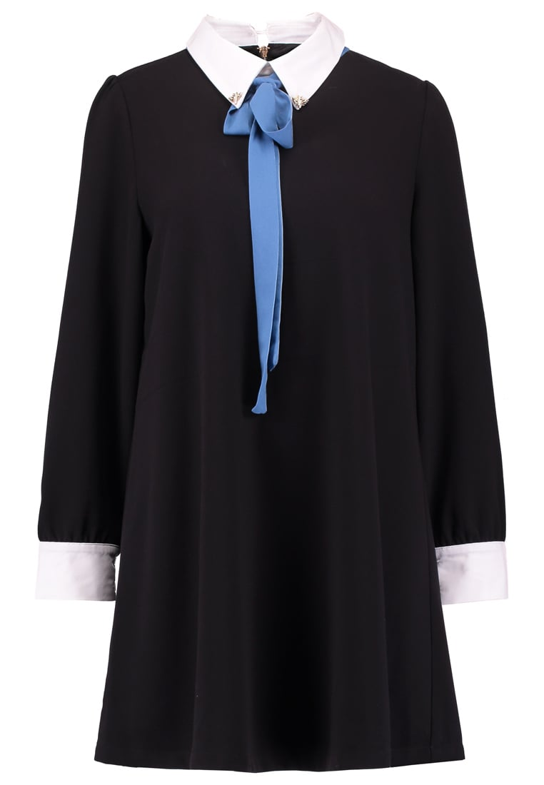 Sister Jane DOWNTOWN BLUES Sukienka letnia black - DR722BLK
