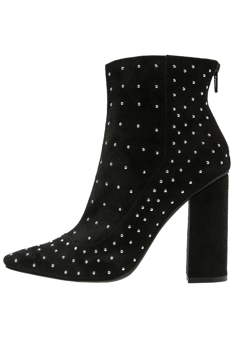 Missguided Ankle boot black - WZF1603711