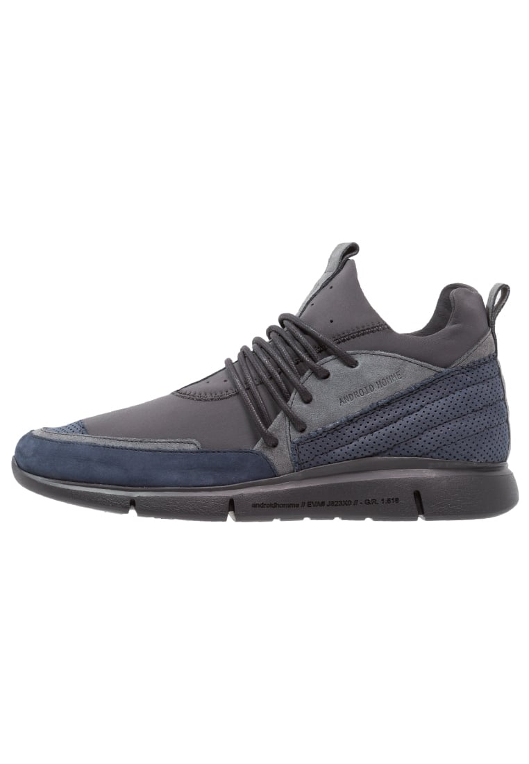 Android Homme RUNYON Tenisówki i Trampki navy/black/charcoal - AHP1606004