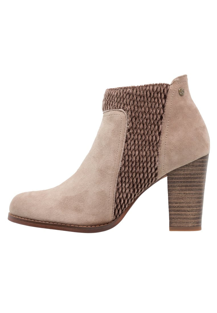 DNA Footwear BV CADE Ankle boot taupe - DW03-2131-02