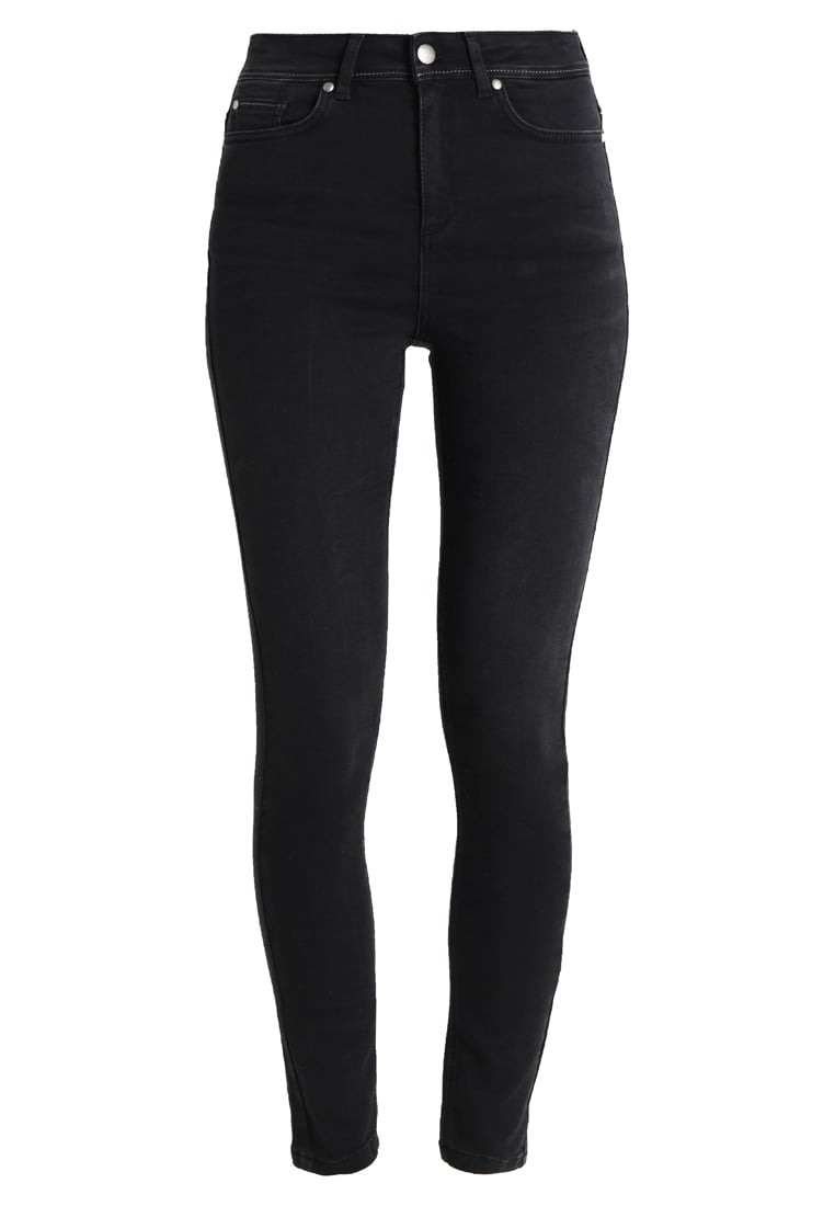 one more story Jeansy Slim fit black - 100028