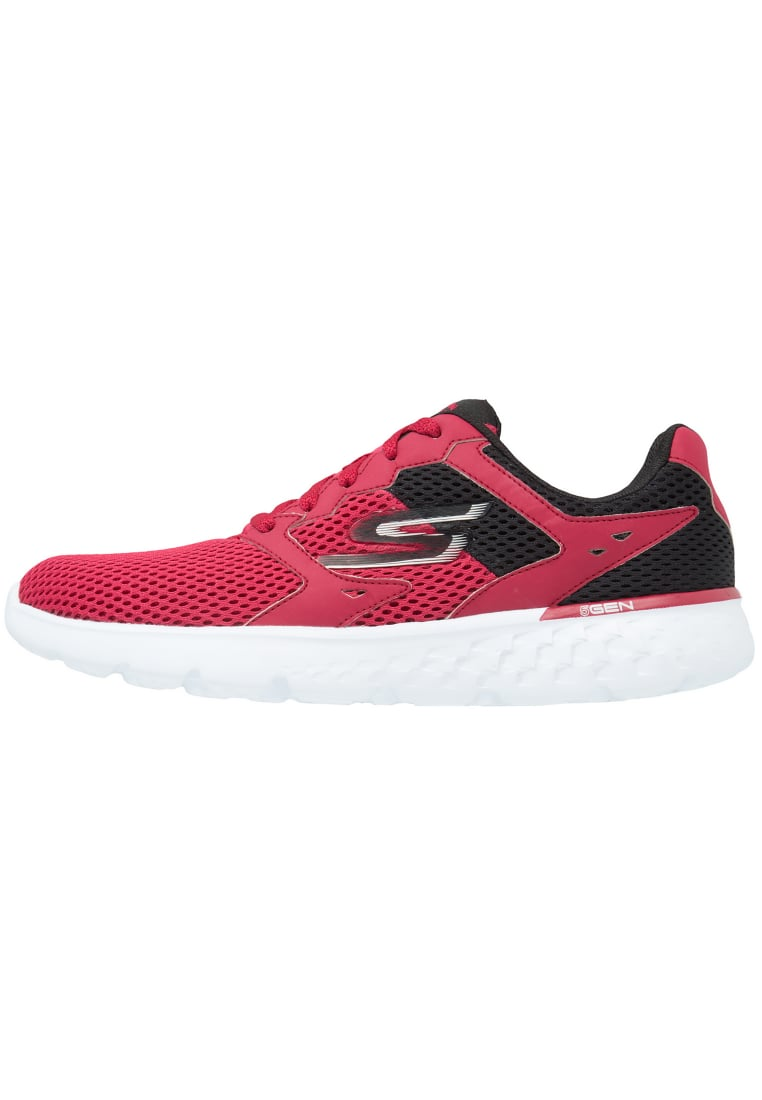 Skechers Performance GO RUN 400 Buty do biegania treningowe rot - 54350