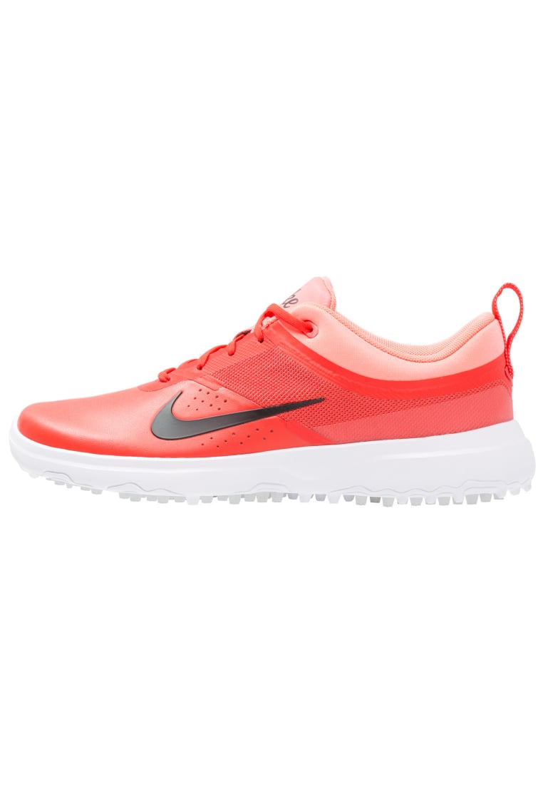 Nike Golf AKAMAI Buty do golfa max orange/black/lava glow - 818732