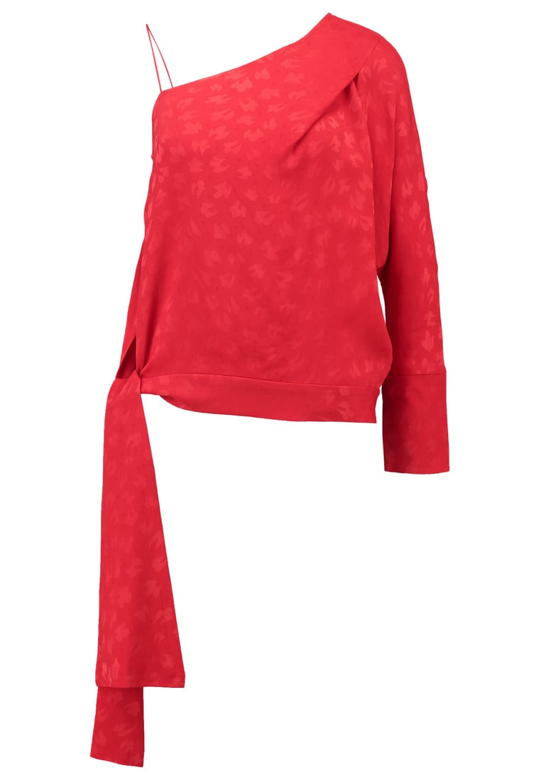 Topshop BOUTIQUE Bluzka red