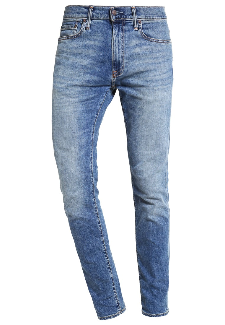 Abercrombie & Fitch Jeansy Slim fit med wash - KI131-6103